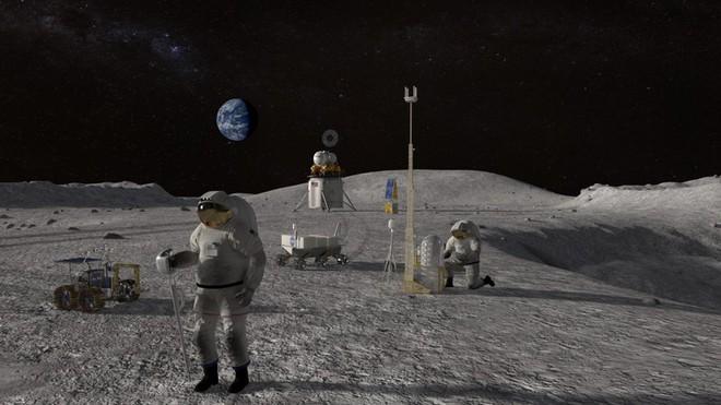 4G mặt trăng