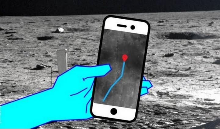 GPS mặt trăng