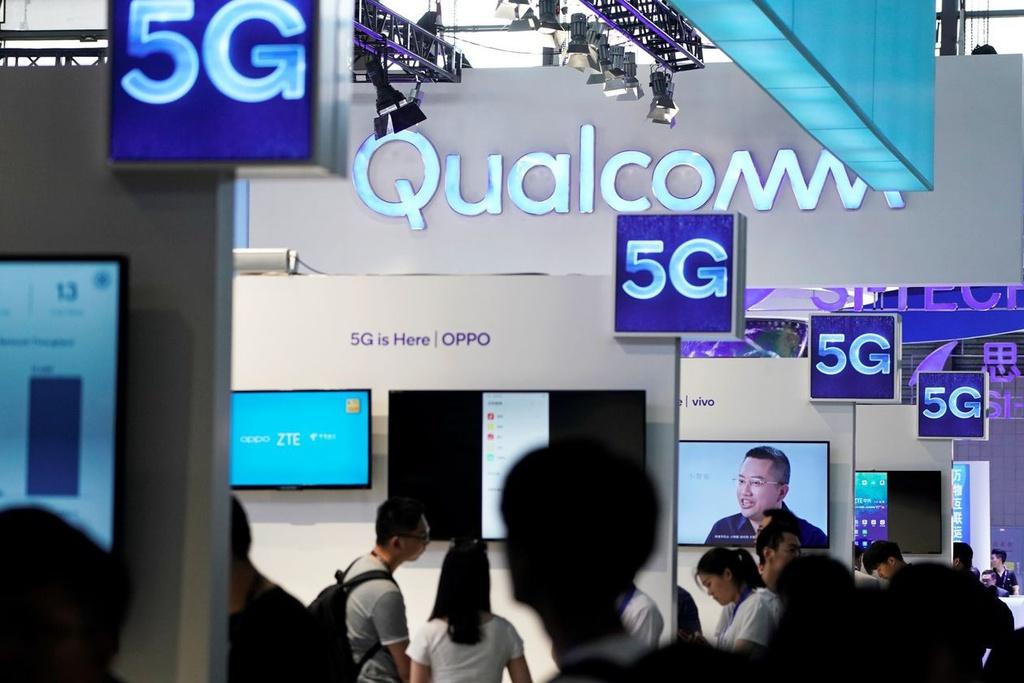 Qualcomm muốn tranh thủ cơ hội này để bán chip 5G cho Huawei. Ảnh: Reuters.