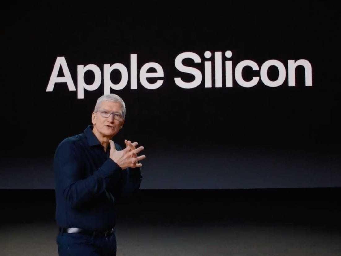 apple sillicon