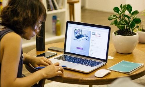 nền tảng học trực tuyến