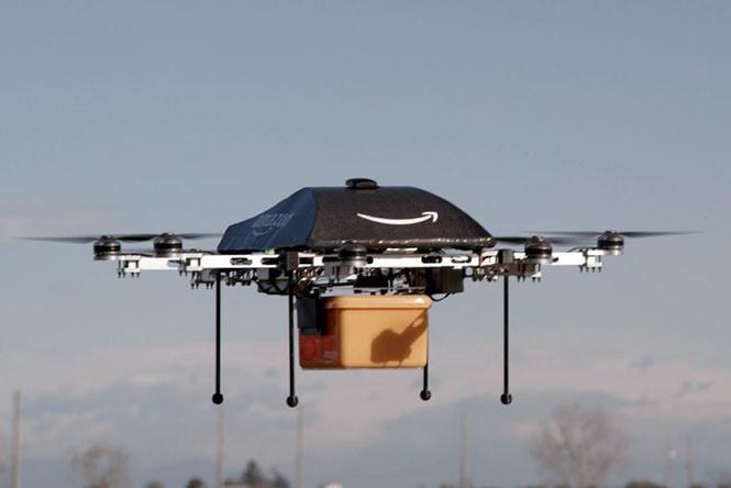 drone tự hủy