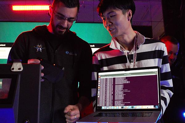 echo hackers
