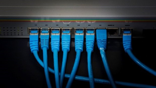 hệ thống internet
