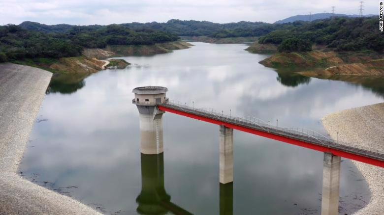 hồ dự trữ nước