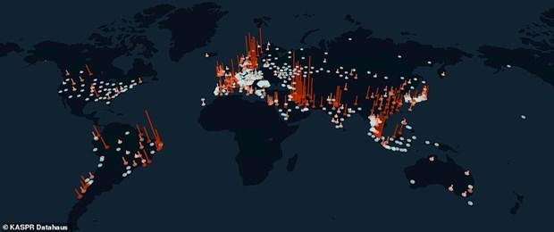 hệ thống internet toàn cầu