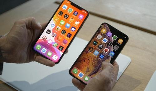 iphone trưng bày