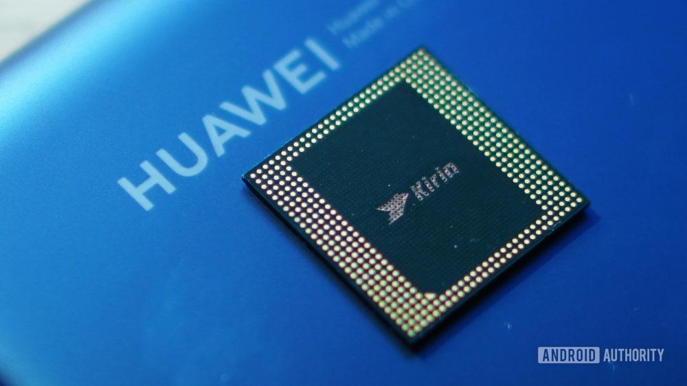 Với sức ép từ Mỹ, Huawei đã phải từ bỏ các dòng chip Kirin tự phát triển, được coi là niềm tự hào công nghệ của họ. Ảnh: Android Authority.