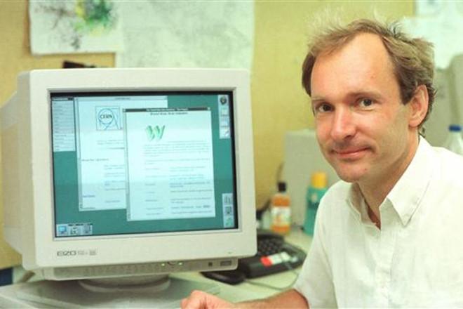 kỷ niệm phát minh internet