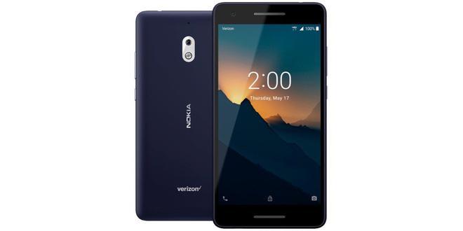 Nokia 2 V, thiết bị tầm trung trong chiến lược quay trở lại Mỹ của HMD.