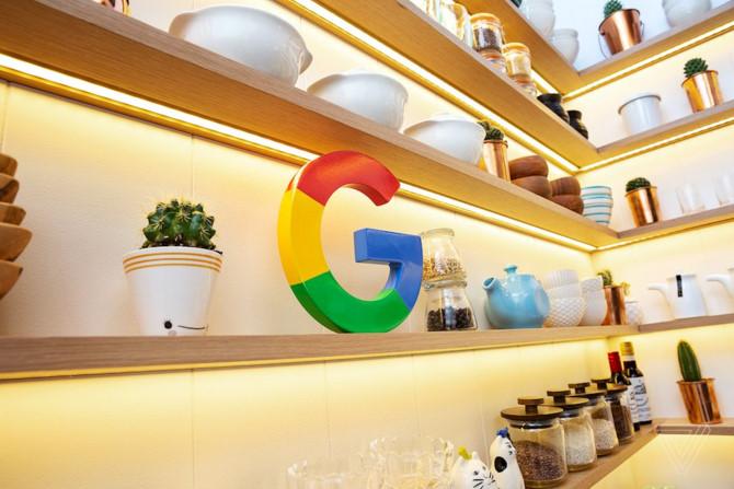 phần cứng google