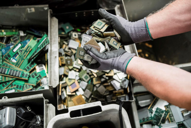 rác thải điện tử