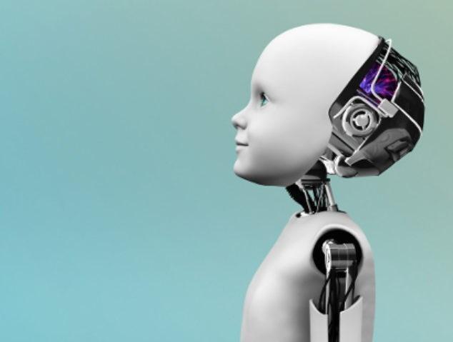 robot đại học