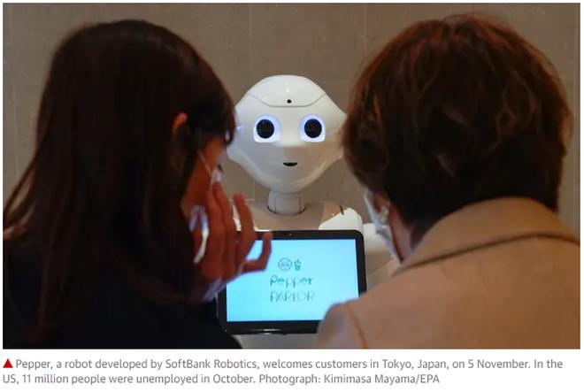 robot japan