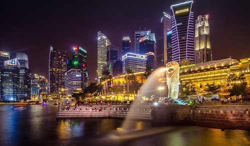 smart city singapore