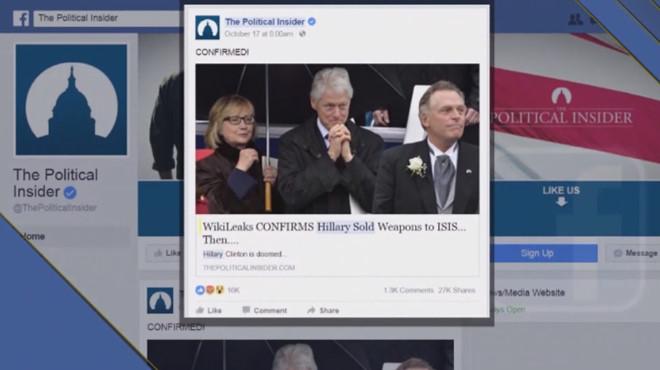 Các bài báo giả mạo trên Facebook khiến mạng xã hội này đầy rẫy nội dung độc hại, khiến người đọc mất niềm tin vào báo chí.