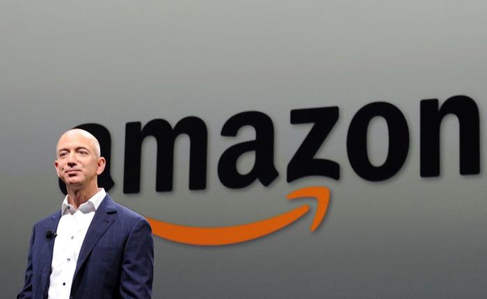 Tỷ phú Amazon đang kiếm bội tiền