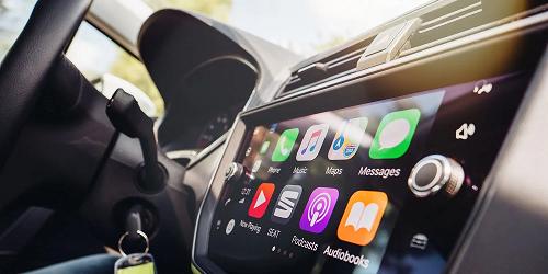 phần mềm iphone xe hạng sang