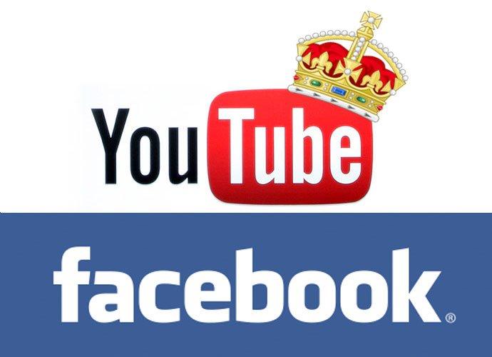 cuộc chiến facebook với youtube