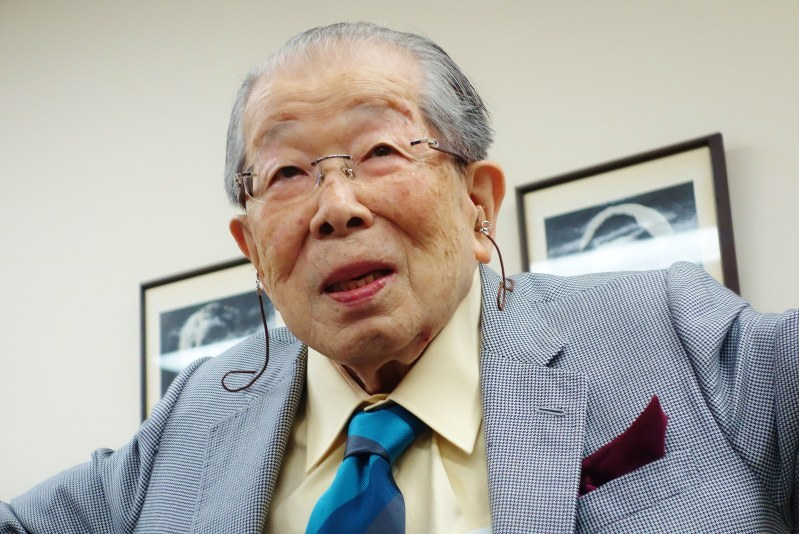 Bác sĩ Shigeaki Hinohara, huyền thoại y học ở Nhật Bản