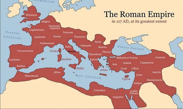 đế chế roman
