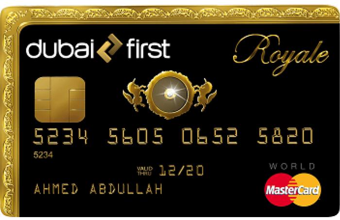 dubai first card
