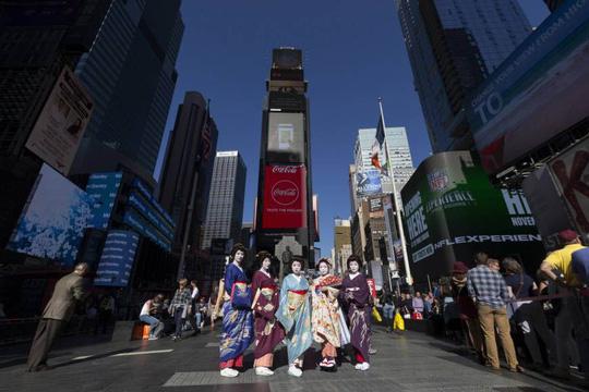 Cuộc chiến cứu geisha