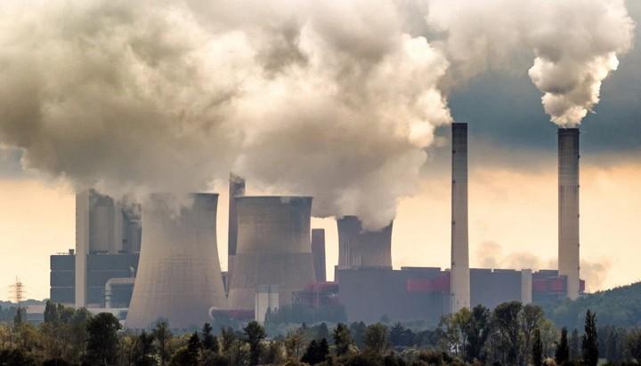 khí thải mùa dịch