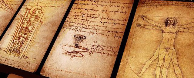 Tài năng và những cống hiến của Leonardo da Vinci tựa như kho báu trong kho tàng kiến thức, nghệ thuật của nhân loại. Nguồn: Sciencealert