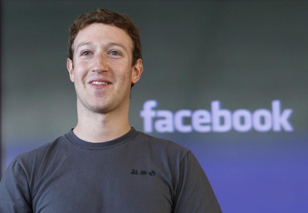 Phong cách sống của CEO Facebook Mark Zuckerberg đang là điển hình cho