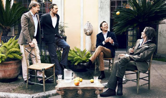 Nhu cầu mặc đẹp là một trong những triết lý sống của người Ý.