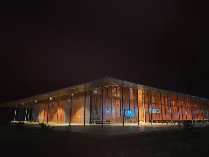 nhà thờ gỗ ka đơn