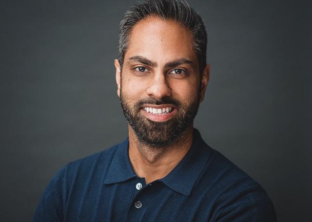 Ramit Sethi là triệu phú tự thân. Ảnh: Fortune.
