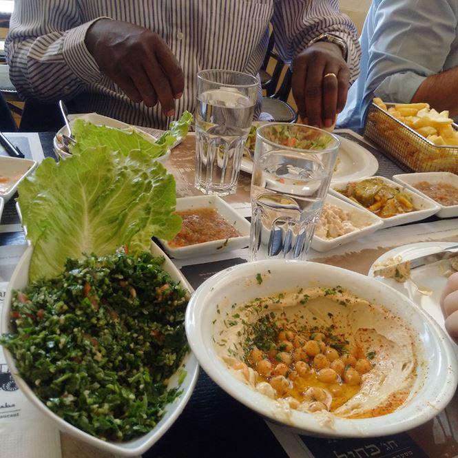 Ăn uống kỹ tính như người Do Thái