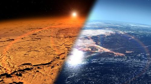 sự sống sao hỏa