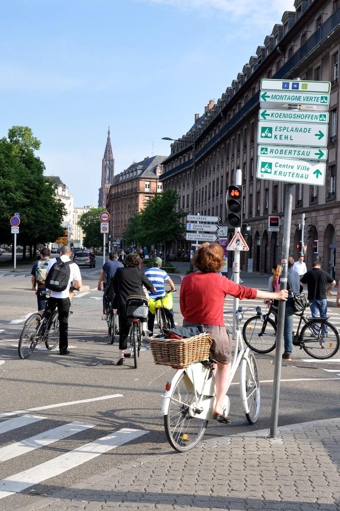 thành phố đi xe đạp