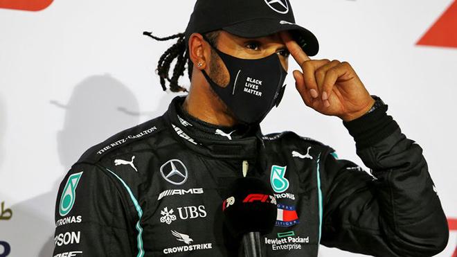 tay đua F1