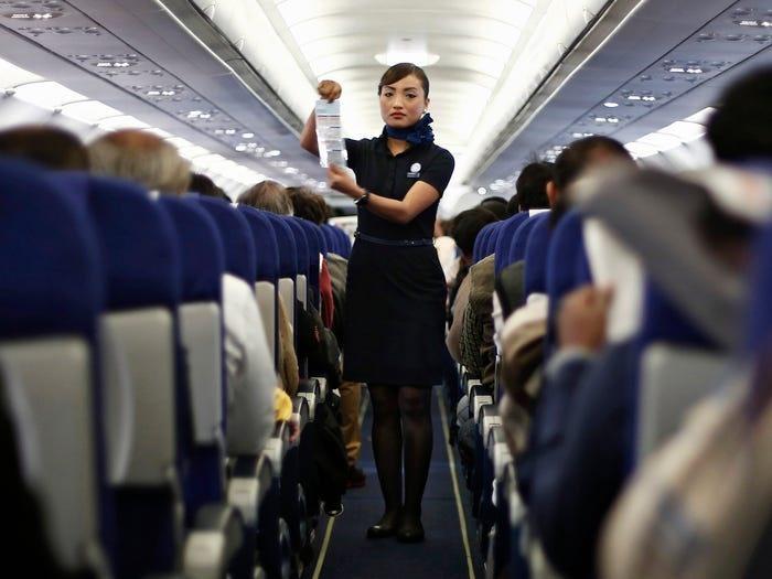 trách nhiệm trên máy bay