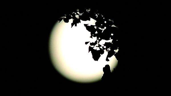 trăng tuổi thơ