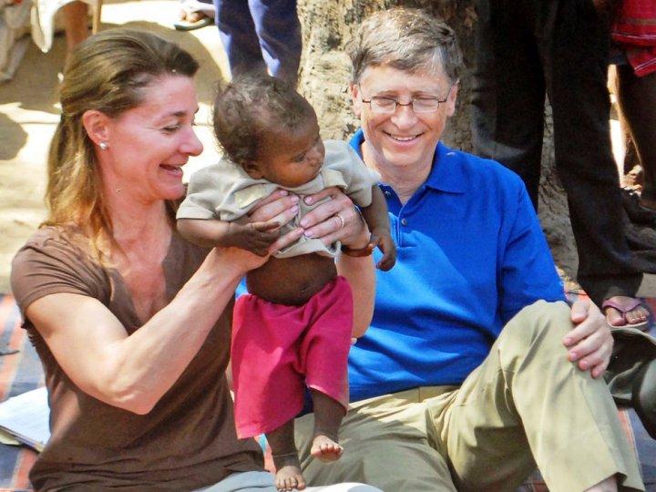 Tổ chức từ thiện của Bill Gates đã đầu tư hơn 9 tỷ USD vào châu Phi.