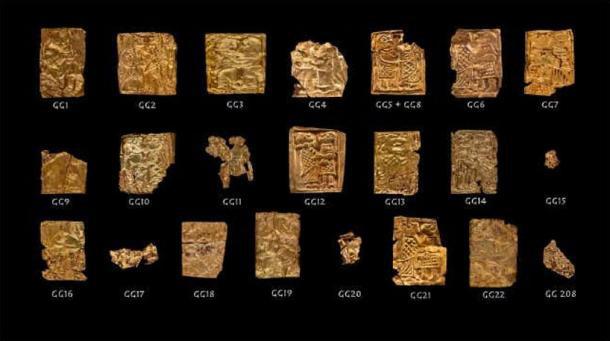 vàng miếng bí ẩn