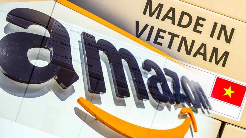amazon hỗ trợ doanh nghiệp việt nam