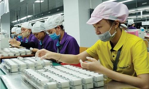 chuỗi sản xuất toàn cầu