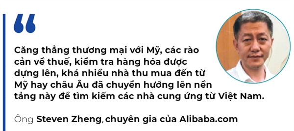 chuyên gia alibaba