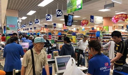 Saigon Co.op sẽ mở thêm hơn 300 điểm bán
