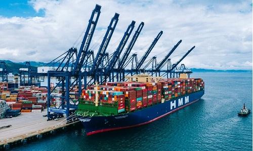 cước vận tải quốc tế