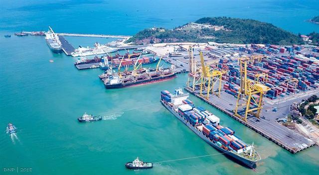 dịch vụ cảng biển