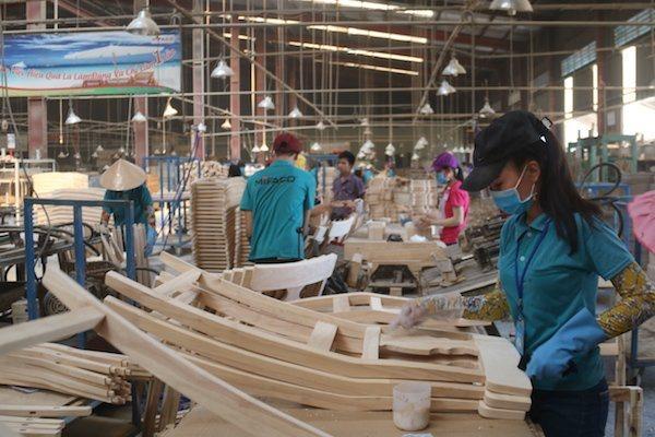 doanh nghiệp gỗ