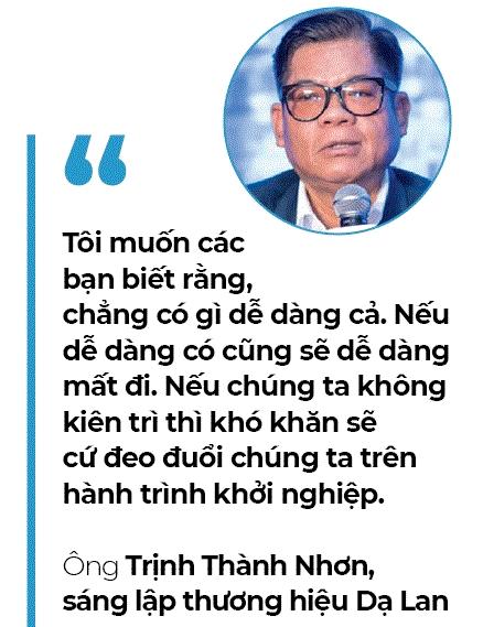 founder dạ lan