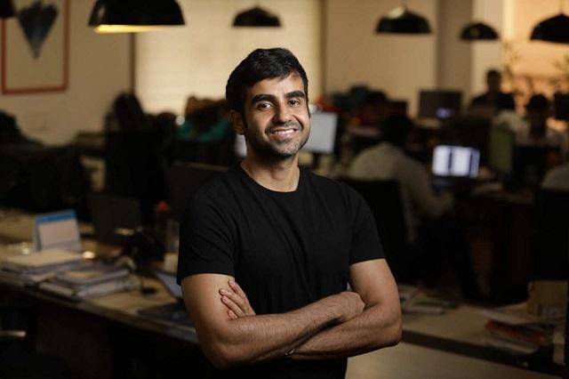 Ở tuổi 34, Kamath hiện là tỷ phú trẻ tuổi nhất của Ấn Độ. Ảnh: Zerodha